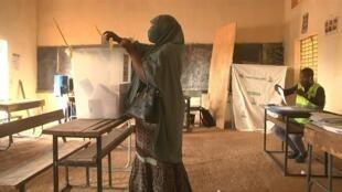 Election présidentielle du 27 décembre au Niger.