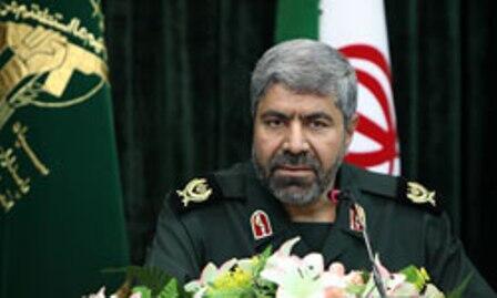 سردار پاسدار، رمضان شریف، مسئول روابط عمومی سپاه پاسداران