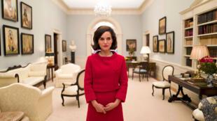 'Jackie', con Natalie Portman, película del realizador chileno Pablo Larraín, fue filmada en estudios en los alrededores de París.