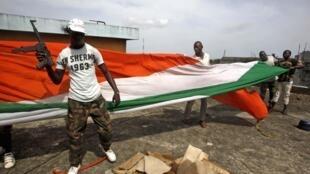 Yanayin da al'umma su ke ciki a garin Abidjan na Cote-D'Ivoire