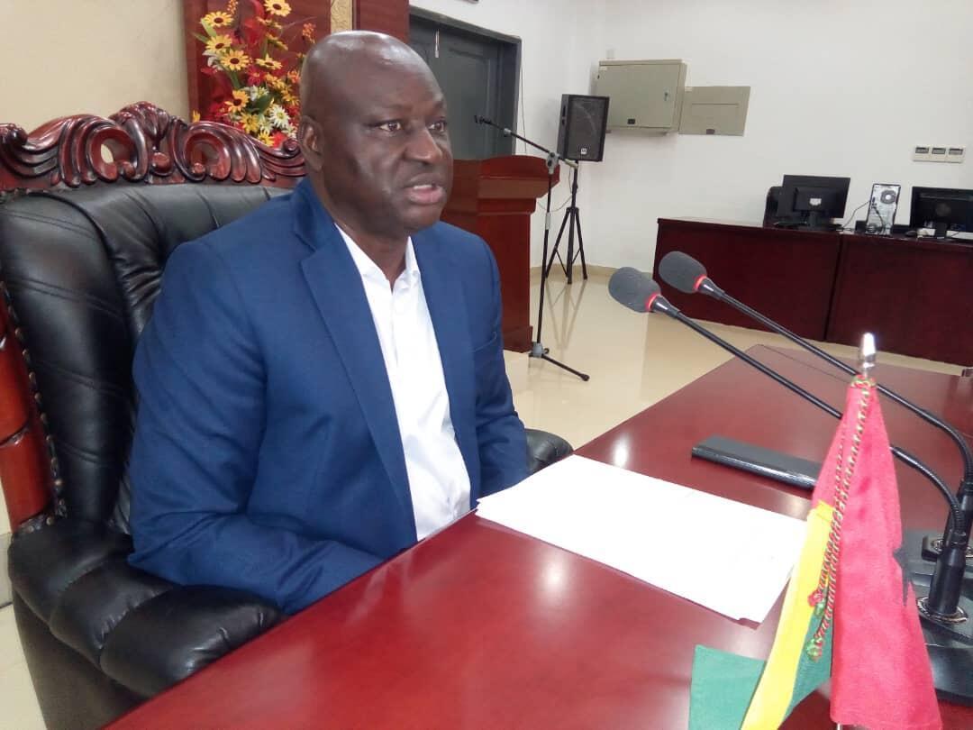Aristides Gomes, ex-primeiro-ministro da Guiné-Bissau