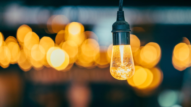 Lumière - Ampoule - Électricité - Énergie
