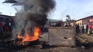 Au Burundi, la contestation se poursuit comme ici à Musaga.