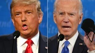 2020年美國總統大選候選人