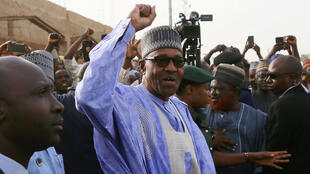 President Muhammadu Buhari has been voted in for a second term of four years