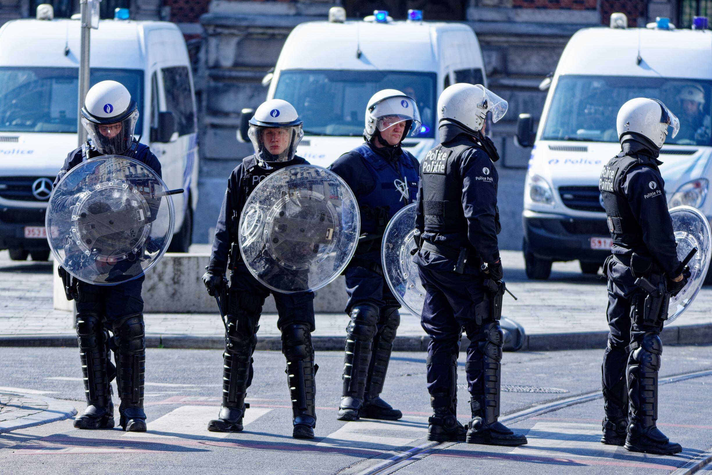 Jovem morto pela polícia nos arredores de Bruxelas