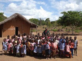 Escolinha de Munimaca, Nampula, Moçambique