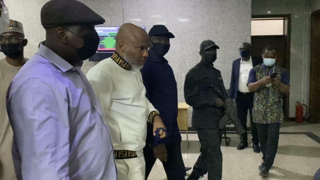 Nigeria: le procès du leader indépendantiste biafrais Nnamdi Kanu ajourné au 10 novembre