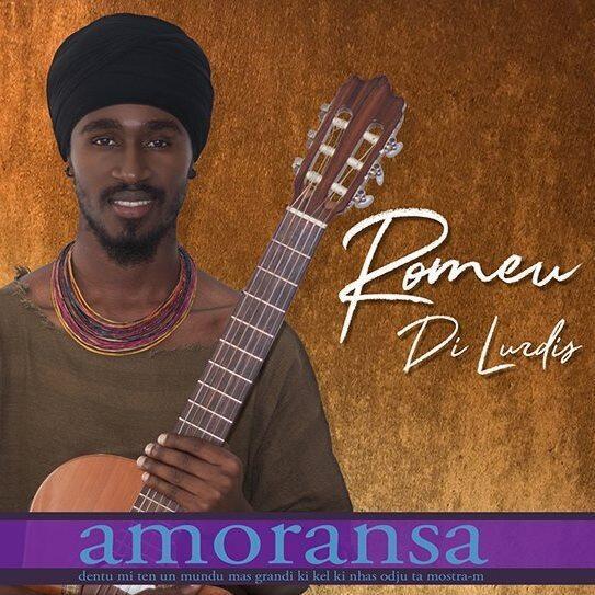 Amoransa, álbum de lançamento de Romeu di Lurdis