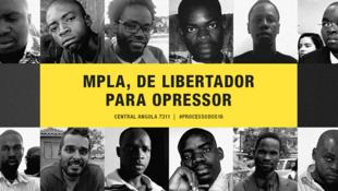 Angola : Liberdade para os 16 activistas