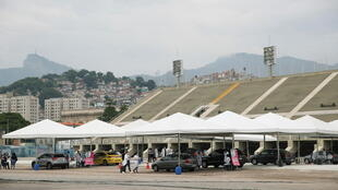 sambadrome carnaval rio covid brésil
