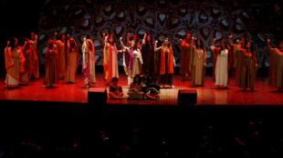 برگزاری اولین اپرا در عربستان سعودی
