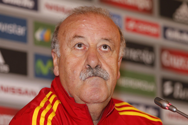 Vicente del Bosque kocha wa timu ya taifa ya Uhispania.
