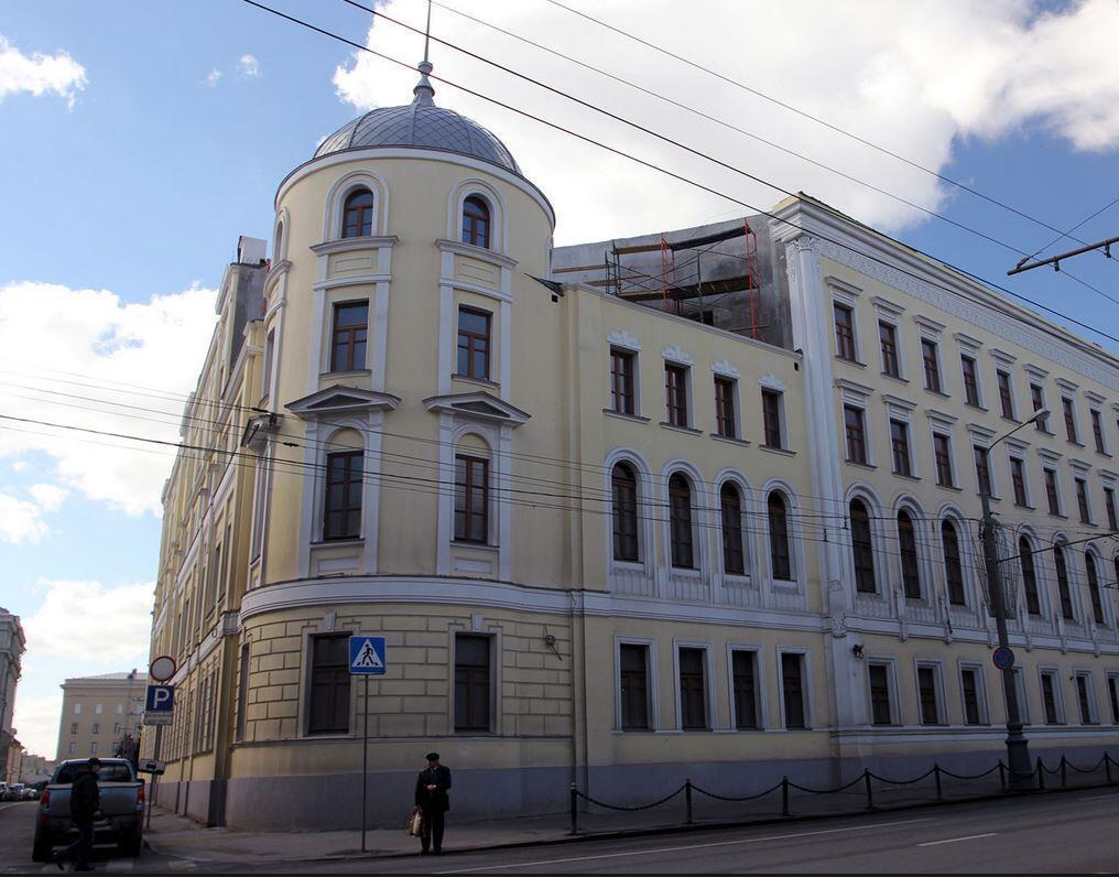 «Дом Болконского» после реконструкции