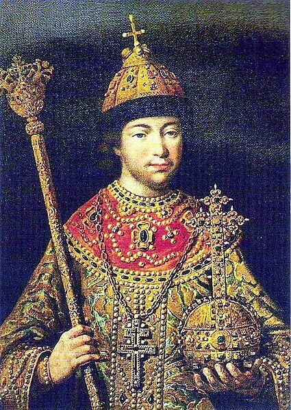 Царь Михаил Феодорович, основоположник династии Романовых