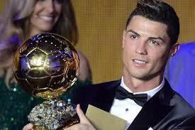 Mchezaji bora duniani mwaka 2013, Cristiano Ronaldo