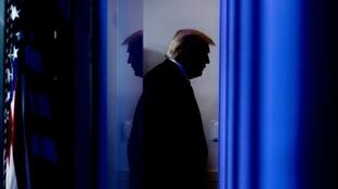 """A cada dia, a """"resistência"""" de Trump se torna mais alegórica do que real."""