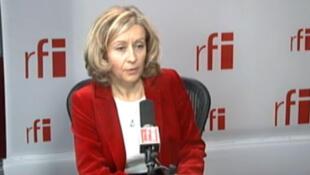 Hélène Conway-Mouret, ministre déléguée aux Français de l'étranger.