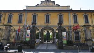 Nhà dưỡng lão Pio Albergo Trivulzio tại Milano, Ý.