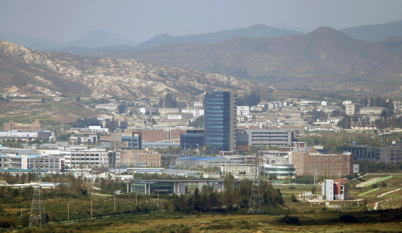 តំបន់ឧស្សាហកម្មកែស៊ុង (Kaesong Industrial Complex)