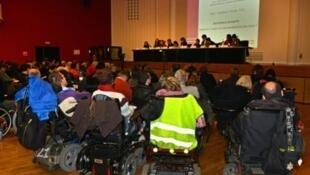 L'association Ch(s)ose en séminaire, le 8 février 2013.