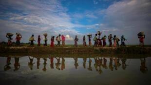 Réfugiés Rohingya de Birmanie