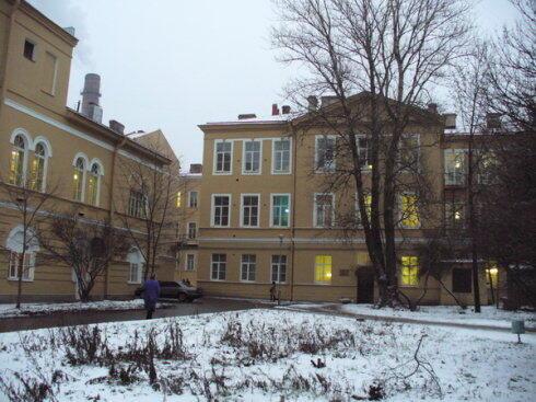 聖彼得堡國立醫科大學(網絡圖片)