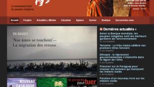 L'ONG Survival International, qui se bat pour les peuples indigènes à travers le monde
