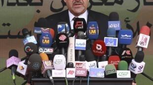 Le Premier ministre irakien al-Maliki