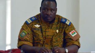 Isaac Zida, Shugaban sojan Burkina Faso