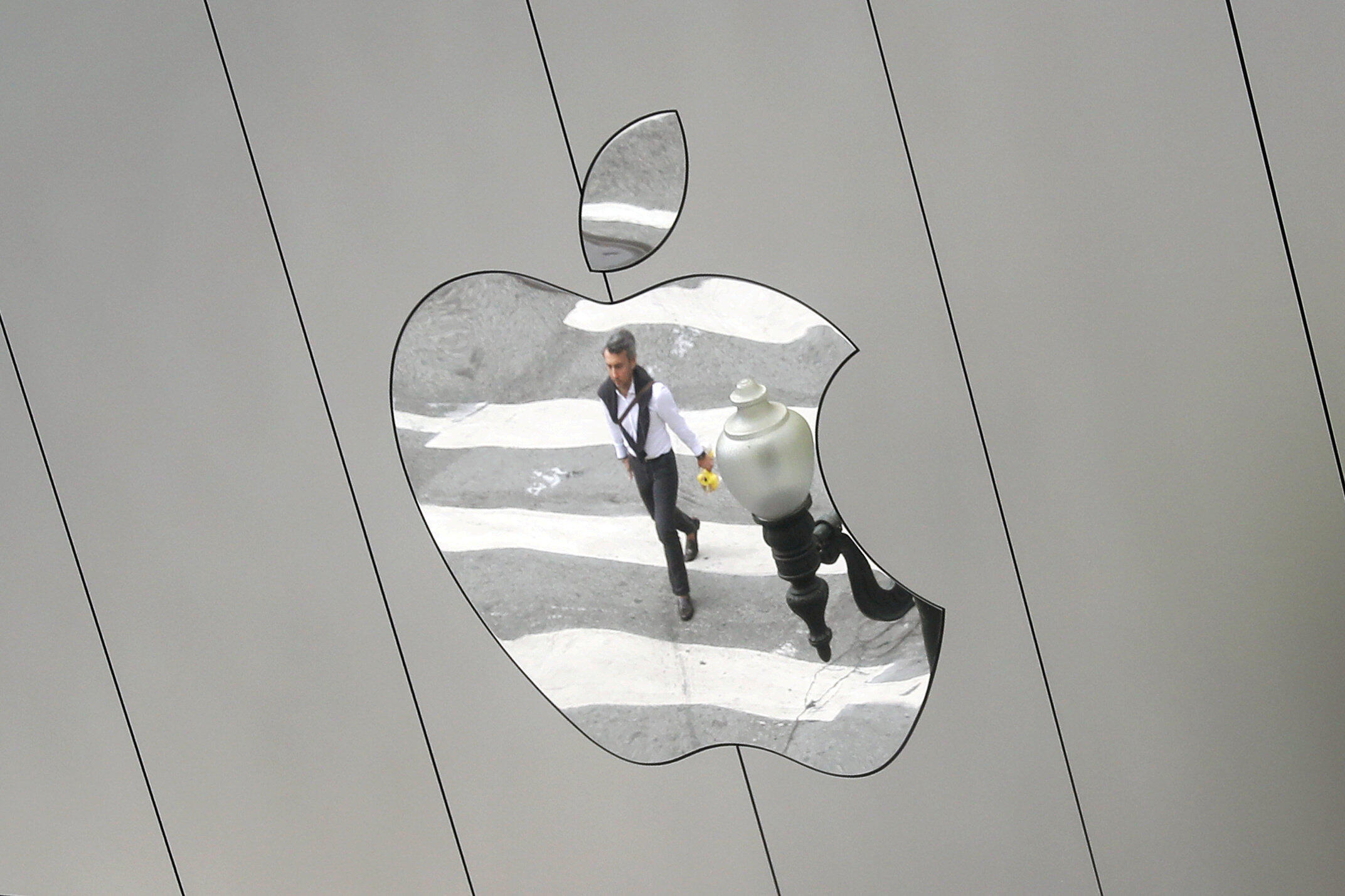 Thương hiệu của tập đoàn Mỹ Apple