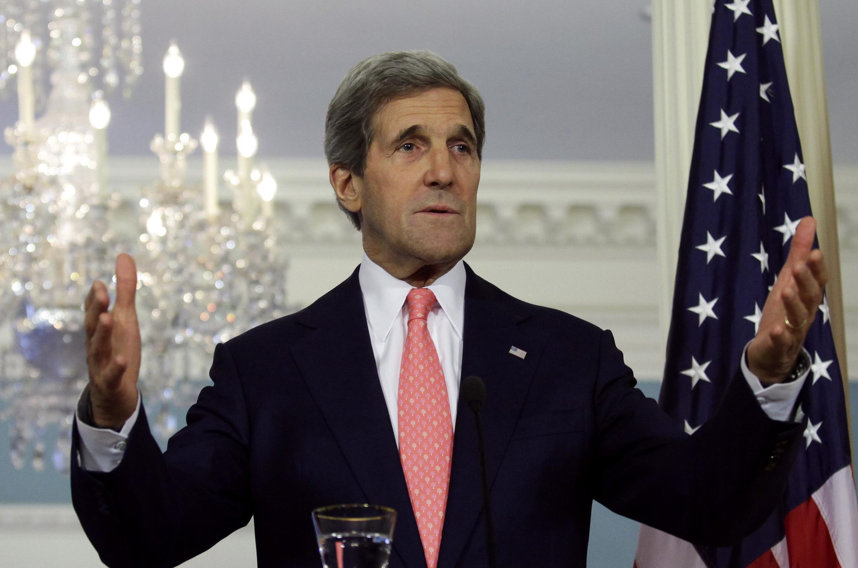 Kerry en Colombia y Brasil