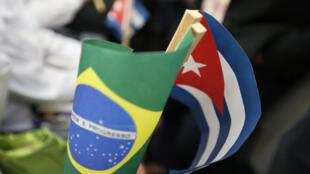 Primeiros médicos cubanos do programa Mais Médicos chegaram em 2013 ao Brasil.