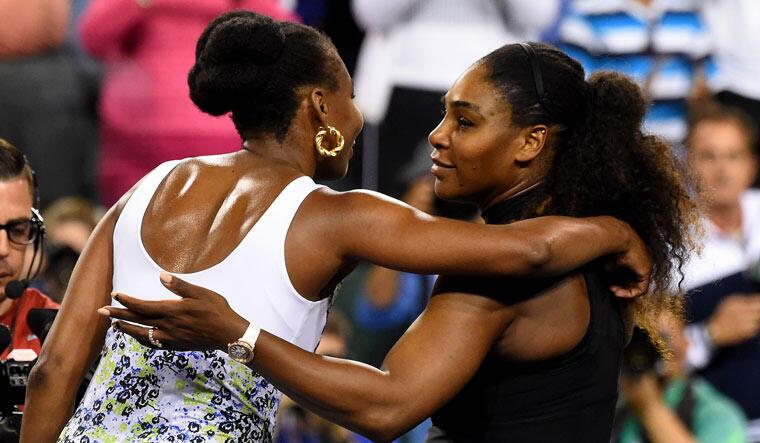 Venus Williams da Serena Williams.