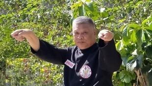 Đại võ sư quốc tế Võ cổ truyền Việt Nam Trương Văn Bảo