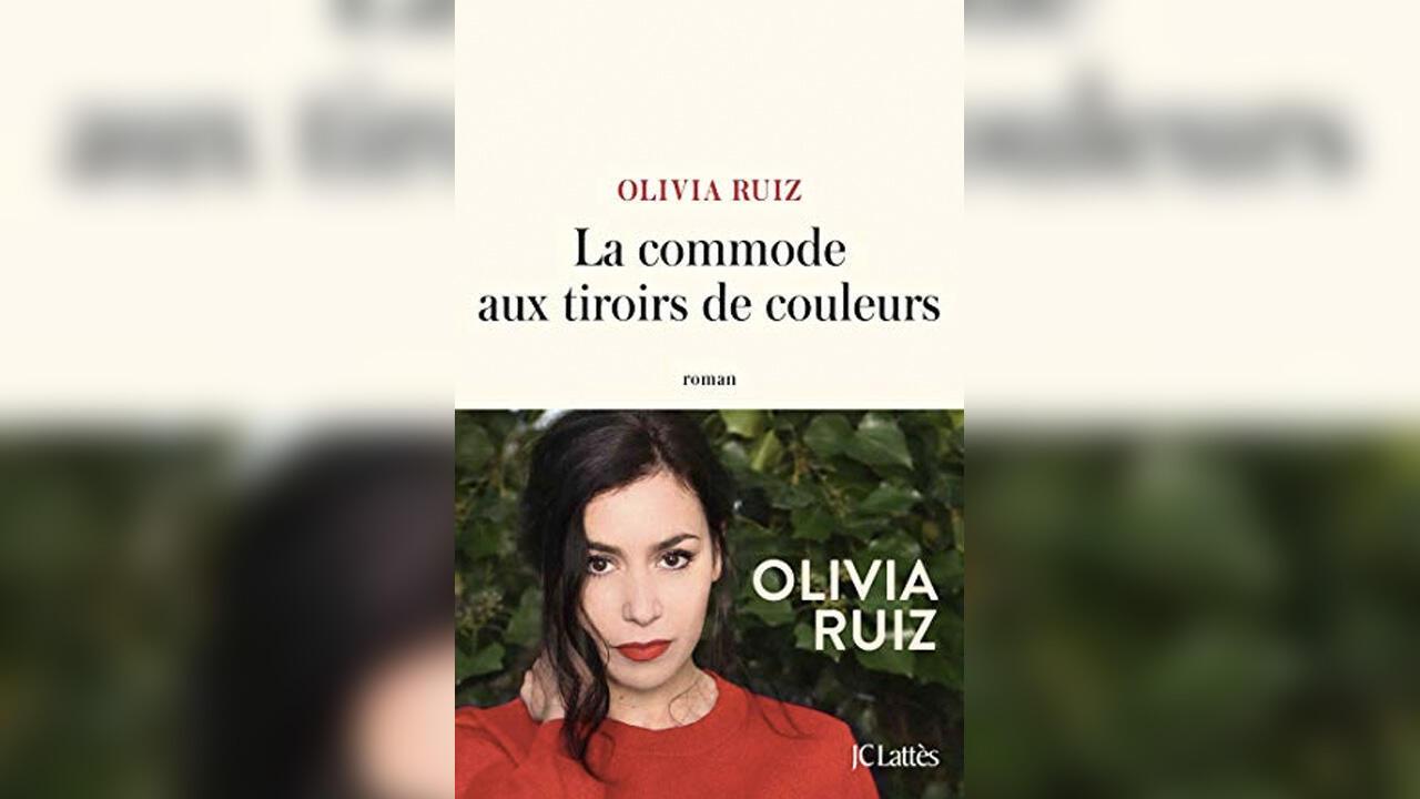 «La commode aux tiroirs de couleurs», par Olivia Ruiz.