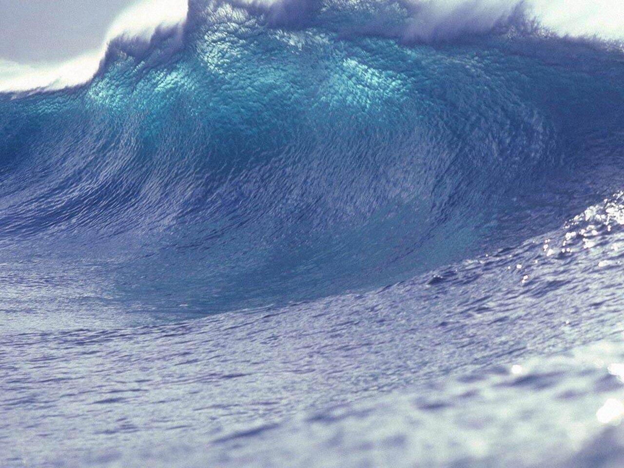 Tsunamis são causados principalmente por abalos sísmicos