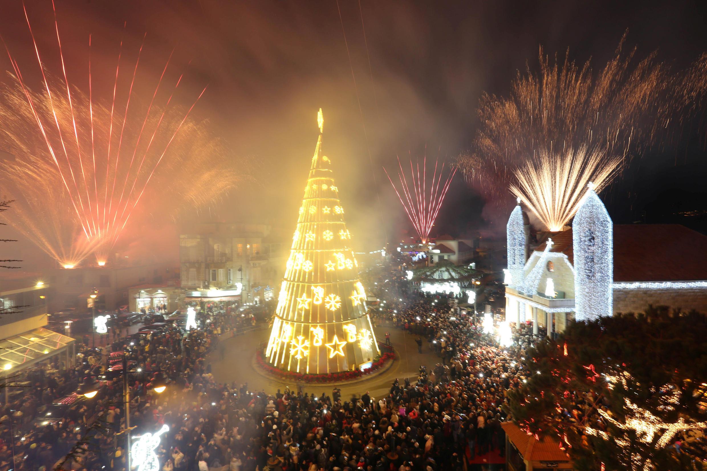 В Ливане уже празднуют...
