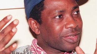 Youssou N'Dour, le 29 novembre 1997.