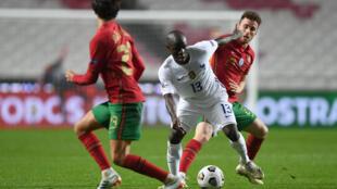 N'Golo Kanté - França - France - Desporto - Futebol - Football - Selecção Francesa