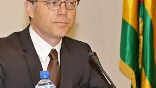 Le chercheur Arnaud Kalika, spécialiste de la Russie.