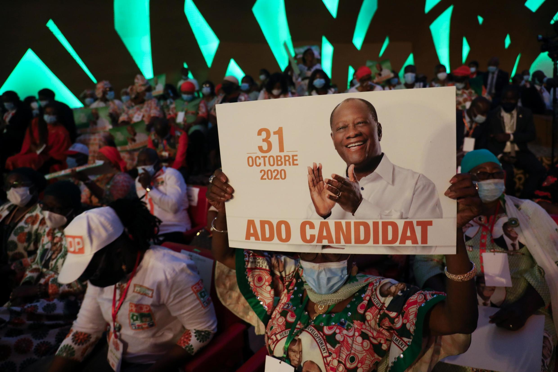 Magoyabayan jam'iyyar RHDP mai mulkin Ivory Coast
