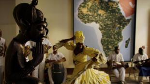 Cuba - Sainte Barbara - Afrique - danse - APAP081204024830