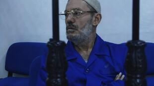 Ahmed Ibrahim, dignitaire du régime de Khadafi, a été condamné à la peine capitale.