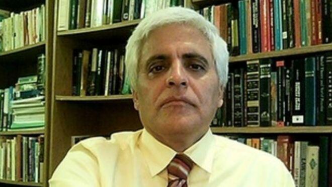 مجید محمدی جامعهشناس و پژوهشگر مقیم آمریکا.