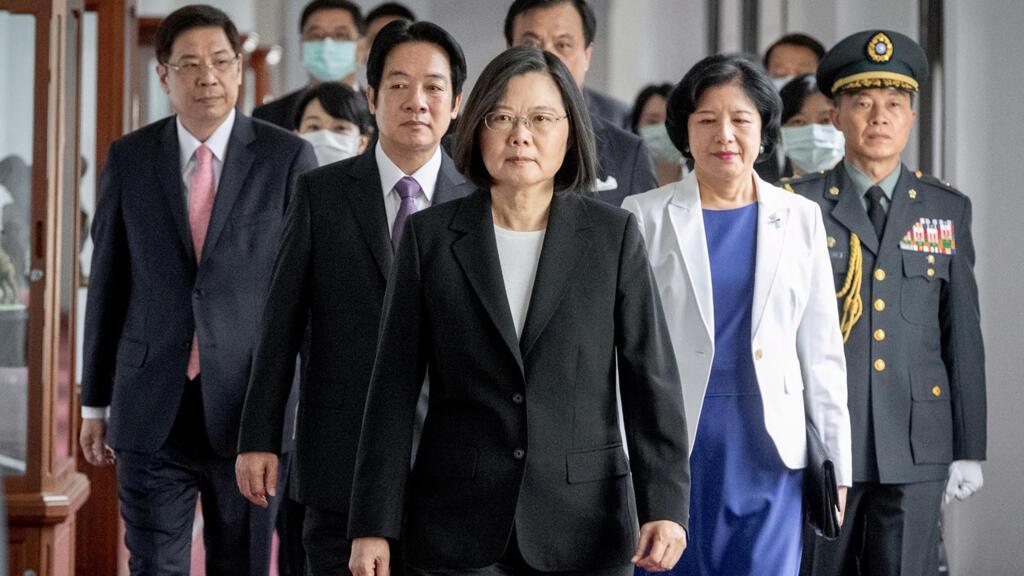 Loi sécurité à Hong Kong: les indépendantistes taïwanais aussi dans le viseur