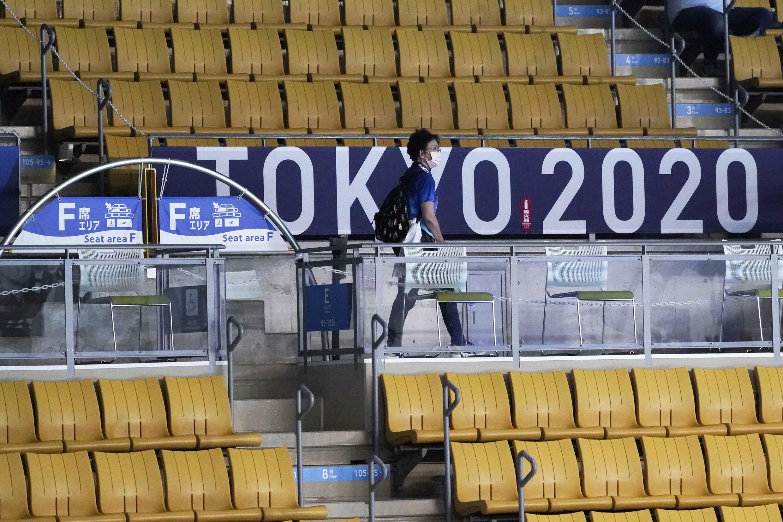 Olympics Empty 2021