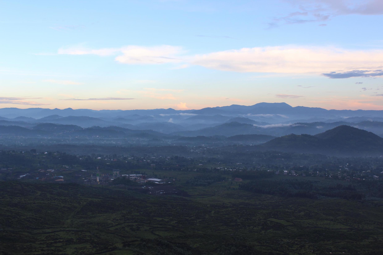 On surnomme le Rwanda le pays aux mille collines (photo d'illustration).