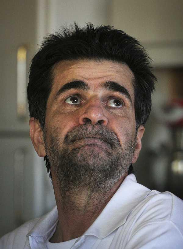 Foto de archivo del director iraní Jafar Panahi.