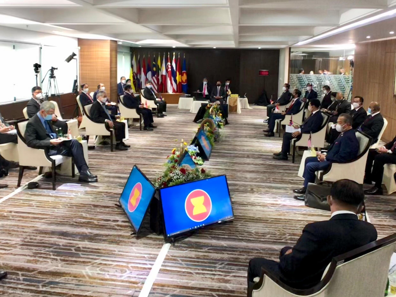 MYANMAR-POLITICS-ASEAN